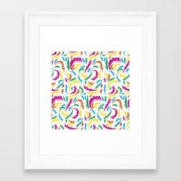 Full Colours Summer 2013  Framed Art Print