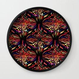 Ornament Pattern Wall Clock