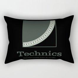 Technics SL-1210 - Deejay / Music Rectangular Pillow