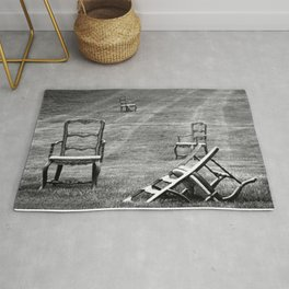 Dining Room Chairs Rug
