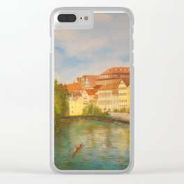 Tubingen, Germany Clear iPhone Case