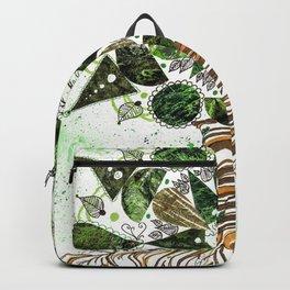 Tree of LIfe Mandala Backpack