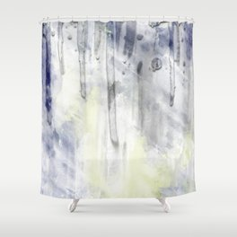 ABSTRACT ART Dream of Paint No. 001 Shower Curtain
