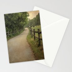 Along the Path Stationery Cards