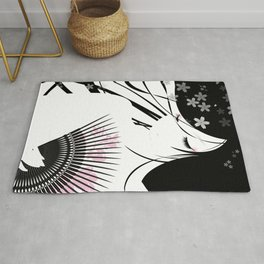 Asian Obsession Rug
