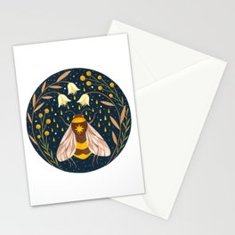 Harvester of gold Stationery Cards