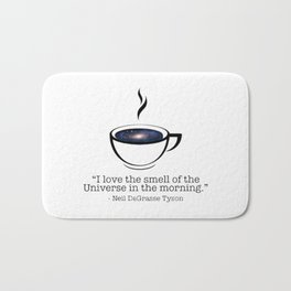 Smell Of The Universe Bath Mat