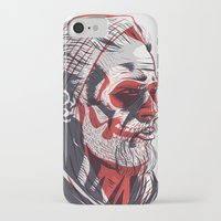 sons of anarchy iPhone & iPod Cases featuring Duality - Sons of Anarchy by Steve Treadwell