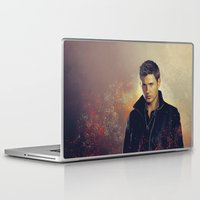 winchester Laptop & iPad Skins featuring Dean Winchester - Supernatural by KanaHyde