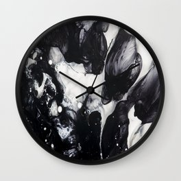 Marvelous Marble Wall Clock