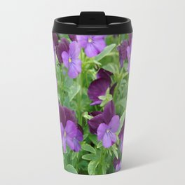 Johnny Jump Ups Travel Mug