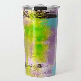 Abstract Life Travel Mug