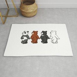 Dancing Bears Rug