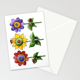 The Three Amigos II Stationery Cards