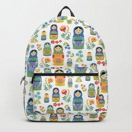 Russian Nesting Dolls Backpack