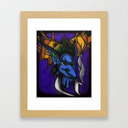 Horde Troll Framed Art Print