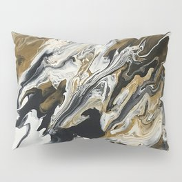 Exhausted Payment Pillow Sham