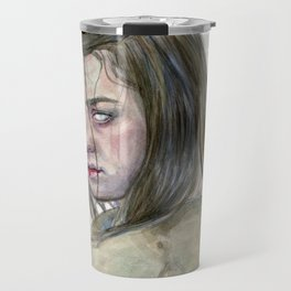 cat of the canals Travel Mug