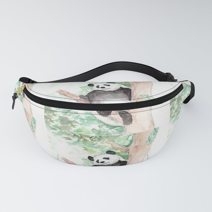 Panda, Hanging Out Fanny Pack