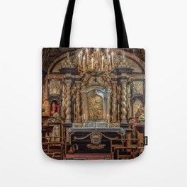 Wedding Chapel Tote Bag