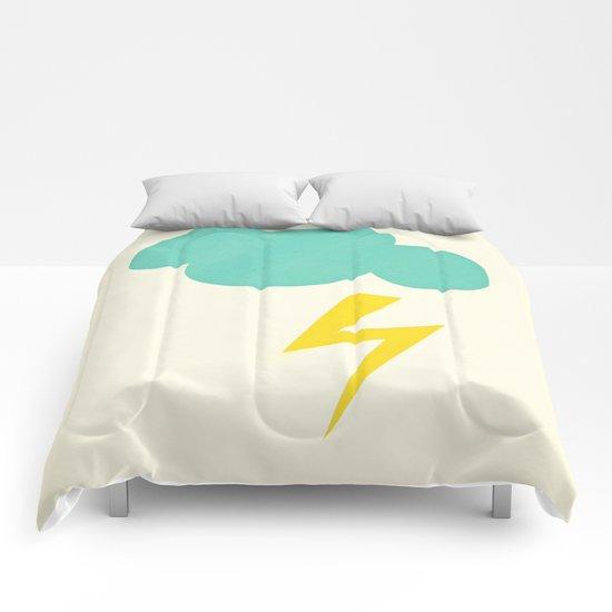 Lightning Strike Comforters
