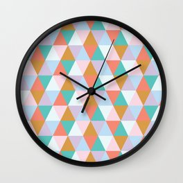 Colour of Spring Wall Clock