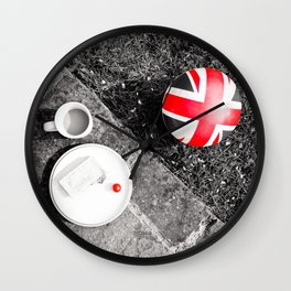 British Sunday | Still Life 88A Wall Clock