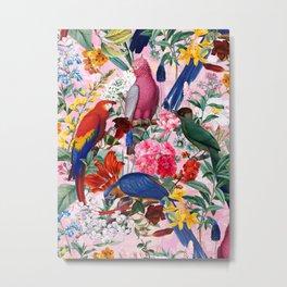 Tropical Paradise  Metal Print