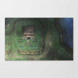 Through the night Canvas Print