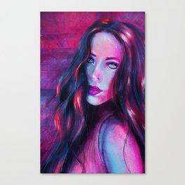 Future Love Canvas Print