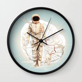 ATONEMENT Wall Clock