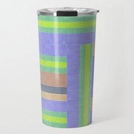 ColorStrip Travel Mug