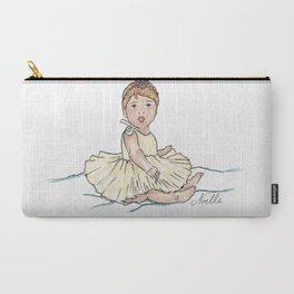 Baby Ballerina Carry-All Pouch