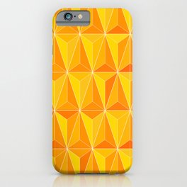 The Sunny Peaks 9 iPhone Case