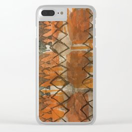 Potboiler Clear iPhone Case
