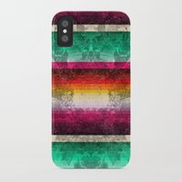 mexico iPhone & iPod Cases featuring Mexico by Joanna Tadger