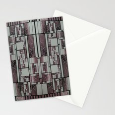FX#509 - The Faded Geometric Stationery Cards