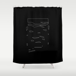 Fink Gothic Shower Curtain