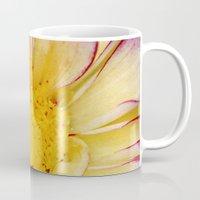 dahlia Mugs featuring Dahlia by ThePhotoGuyDarren