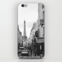 Rue St Dominique iPhone Skin