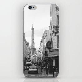 Rue St Dominique iPhone Skin