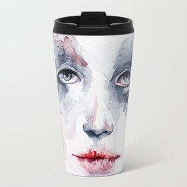 See Past the Emptiness Travel Mug