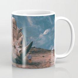 Beside you Coffee Mug