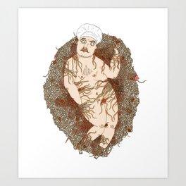 CUISTO BOLO Art Print