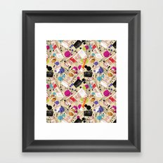 Paint It Framed Art Print