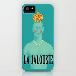 La jalousie iPhone Case
