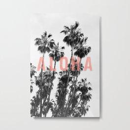 Aloha Metal Print