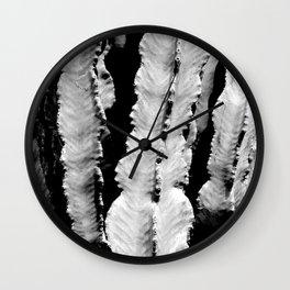 Cactus Garden V Wall Clock