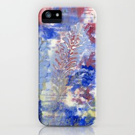 Feather Textures iPhone Case