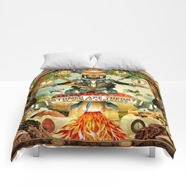 Stoned Ape Theory Comforters